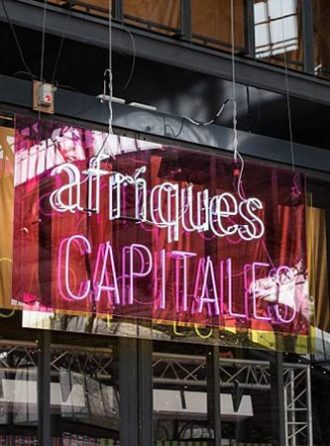 Afriques Capitales featured image
