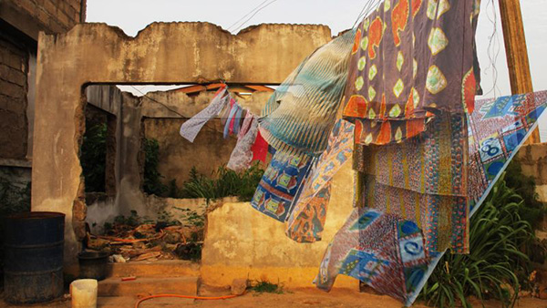"""Zohra Opoku, """"HANDWASH ONLY"""", Photographs, Collages, Ghana, 2011-2012"""